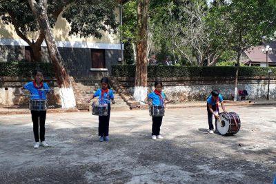 Hội thi Trại kĩ năng Chỉ huy Đội giỏi cấp huyện, tỉnh của Liên đội Lê Đình Chinh